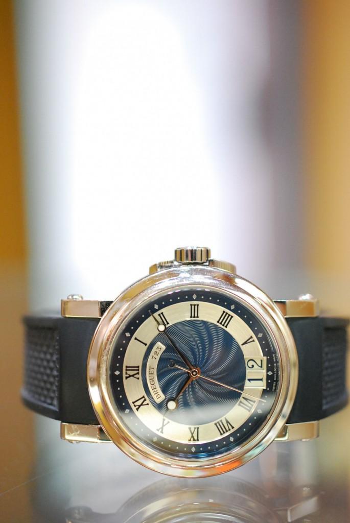 ブレゲ マリーン2 高級機械時計の買取査定リサイクルも樟葉駅前『質はしもと(有)橋本質店』へお任せくださいませ。