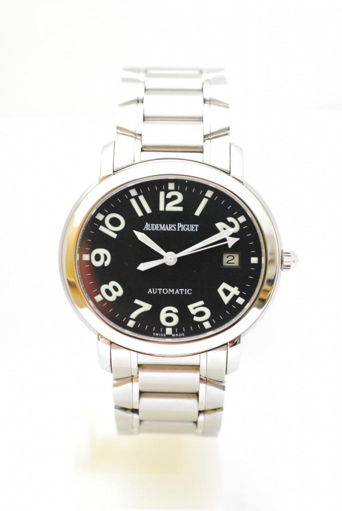 オーデマピゲ・ミレネリー。鑑定のプロが高級機械時計を高価買取します。創業71年『質はしもと(有)橋本質店』