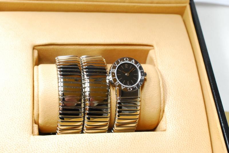 ブルガリ BBスネーク BB191TS 時計高価買取。鑑定のプロが鑑定する質屋『質はしもと(有)橋本質店』