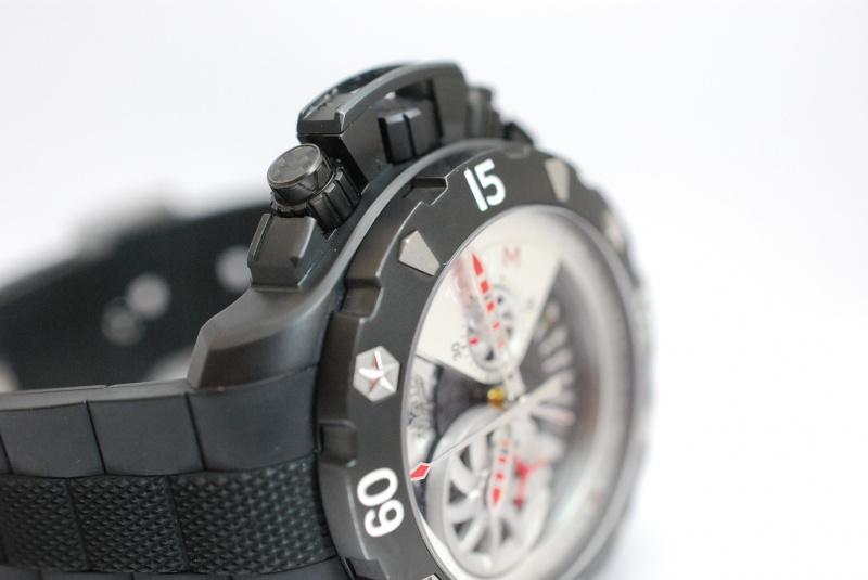ゼニス ディファイ エクストリーム腕時計買取!名機《エルプリメロ》搭載。樟葉駅前で高価リサイクル『質はしもと(有)橋本質店』