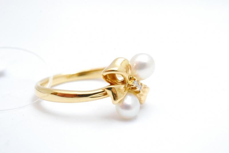 TASAKI田崎真珠パールリング買取します。宝石やブランドの価値で高価買取リサイクル。枚方市樟葉駅前『質はしもと(有)橋本質店』