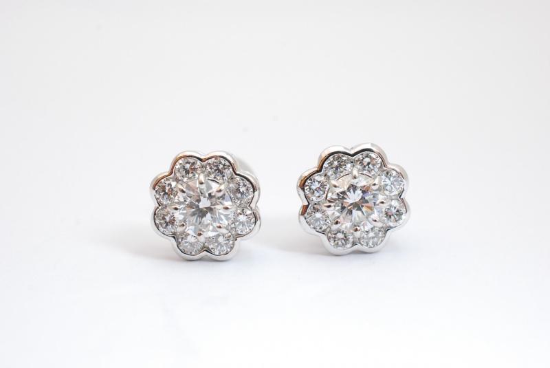 ダイヤモンド製品高価買取!品質もデザインもしっかり評価します。プロが鑑定『質はしもと(有)橋本質店』