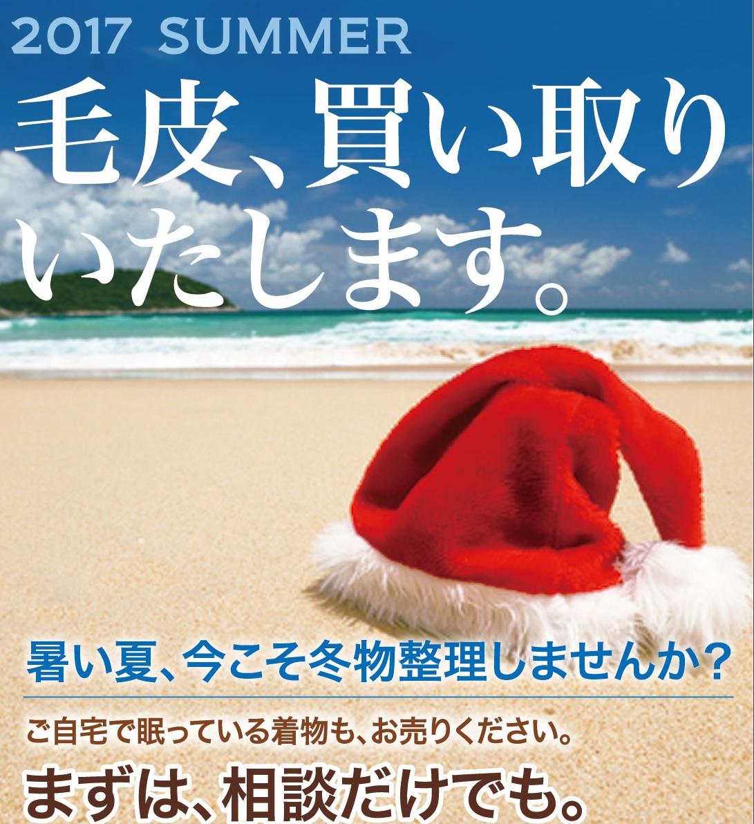 「暑い夏、今こそ冬物整理しませんか?」ぱど8/4号に広告を掲載。創業72年の経験でまじめに鑑定『質はしもと(有)橋本質店